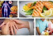 توصیه های خوراکی برای درمان آرتریت روماتوئید