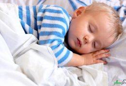 دلایل اختلال خواب در کودکان