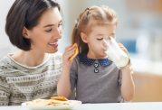 افزایش میل فرزند به مصرف شیر