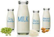 بررسی و مقایسه ارزش تغذیه ای انواع شیرهای خوراکی