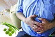 درمان نفخ شکم در عرض یک دقیقه با نوشیدنی گیاهی