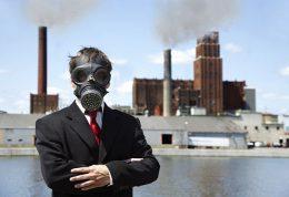 تاری دید با آلودگی هوا