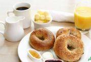 تهیه صبحانه برای درمان لاغری