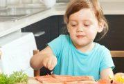 مصرف دانهها و ماهیها توسط کودک
