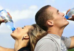 قانون نوشیدن آب