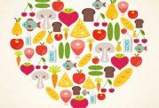 قلب جوان با عادات تغذیه ای سالم