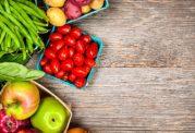 احساس شادی بیشتر با کمک میوه و سبزی