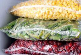 دانستنی های مهم در مورد سبزیجات منجمد