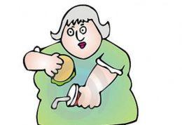 عواملی که باعث چاقی شکمی در زنان میشوند