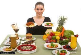 تغذیه نادرست در میان دختران جوان