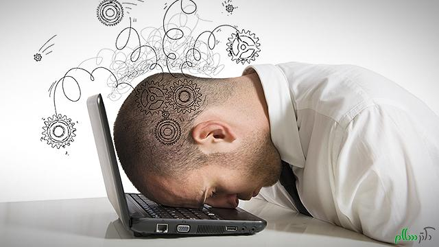 10 تاثیر منفی استرس بر جسم شما