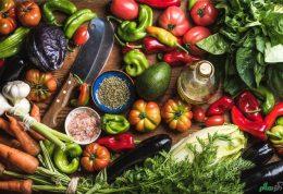 رژیم غذایی وگان و گیاهخواری را با هم مقایسه کنیم