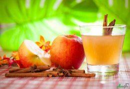 با مصرف سرکه سیب لاغر شوید و روده های سالمی داشته باشید