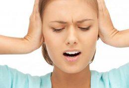 تسکین درد ناگهانی در ناحیه شنوایی