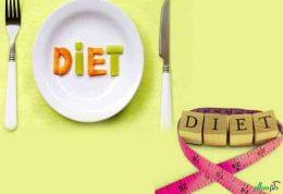 رژیم افزایش وزن روز اول
