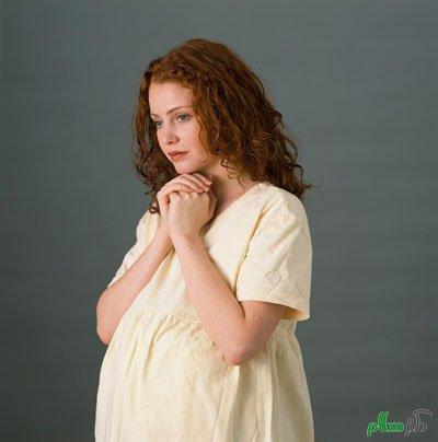 مشکلات روحی یک زن باردار