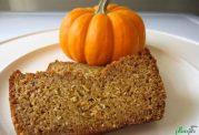 آموزش تهیه نان پر خاصیت با کدو حلوایی