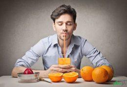 استفاده از آب میوه برای لاغر شدن