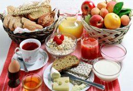 توصیه های متخصصین تغذیه در مورد صبحانه
