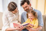 تاثیر کتاب خواندن مادر بر نوزاد
