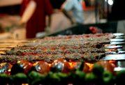 چلوکباب یک غذای سنتی ایرانی
