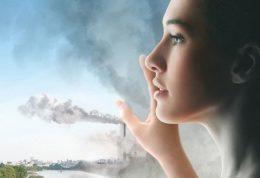 مقابله با آسیب های آلودگی هوا بر پوست و مو