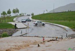 هشدار سازمان هواشناسی در خصوص احتمال سیلاب در غرب کشور