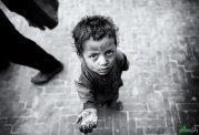 عوامل افزایش کودکان متکدی در تهران