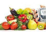 نمونه رژیم غذایی در دیابت نوع یک