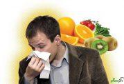رژیم درمانی برای سرماخوردگی
