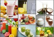 توصیه های کلی در مصرف مایعات