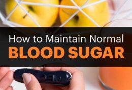 مواد غذایی تاثیر گذار بر قند خون