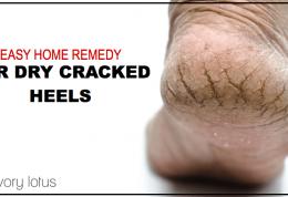 عوامل مهم برای ایجاد ترک در پوست کف پا