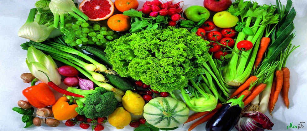 پوششی که عمر سبزیجات و میوه های تازه را دو برابر می کند