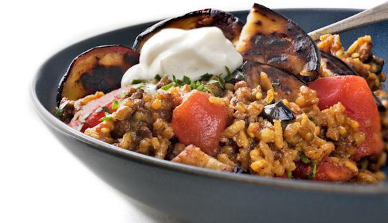استانبولی غذای سنتی ایرانی