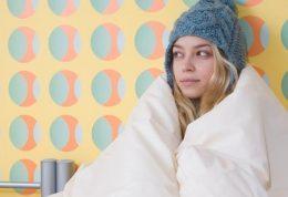 عوامل احساس سرما در بدن