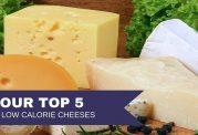 بررسی کالری انواع پنیر