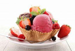 خوردن بستنی در این ساعات از روز بسیار مفید است