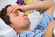 مردان بدتر از زنان سرما میخورند