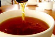 چای سیاه و نوشیدن آن