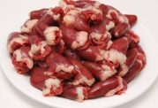 کالری دل مرغ