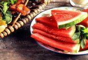 روشی جدید برای مزه دار کردن هندوانه