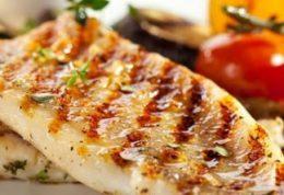 مصرف ماهی توسط افراد سرد مزاج