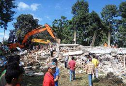 زلزله شدیدی به قدرت 6.5 ریشتر در سواحل اندونزی