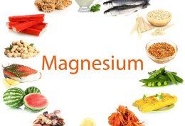 وجود منیزیم در رژیم غذای خطر ابتلا به بیماری ها را کاهش میدهد