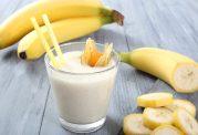 خوردن شیر موز، در وعده ی صبحانه، باعث لاغری می شود.