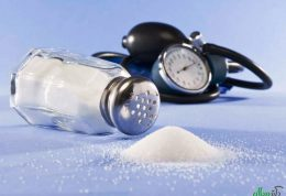 خطر مصرف بالای نمک در کودکی