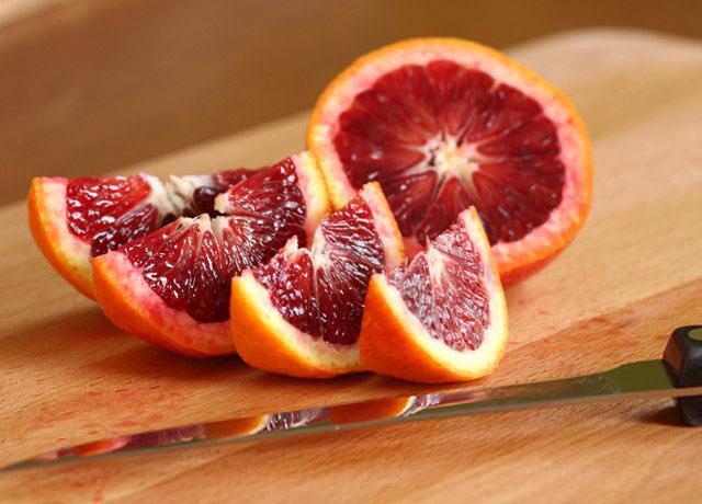 نتیجه تصویری برای چای پرتقال خونی