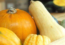 بررسی کالری و ارزش تغذیه ای کدو تنبل