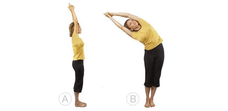 حرکت ورزشی ساده برای از بین بردن کمردرد